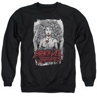 Black Veil Brides - Coffin Queen Adult Crewneck Sweatshirt