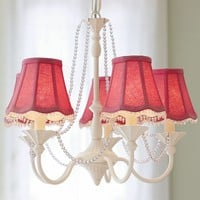 Scallop Chandelier Shade