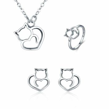 Cat Heart Collection