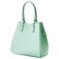 Merona® Perforated Tote Bag - Green