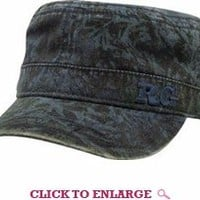The Game's Realtree Girl Military Cap - Blue Moon