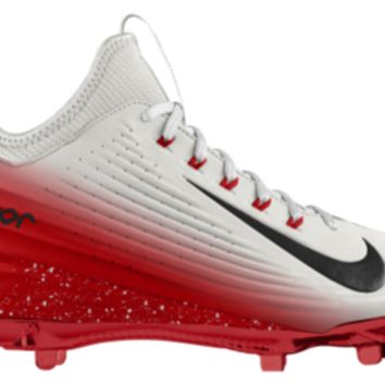 detailed look 7f34d b9084 Nike Lunar Vapor Trout Metal iD Men s Baseball Cleat