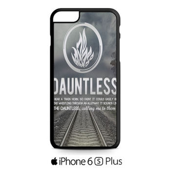Divergent Dauntless2 iPhone 6S  Plus  Case