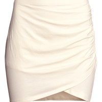 Wrapover Skirt - from H&M