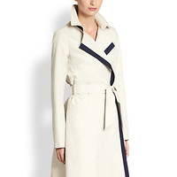 Contrast-Trimmed Trench