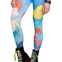 Disney The Little Mermaid Leggings - 364419