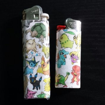 Hand-Made Custom Printed Lighters