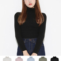 Slim Turtleneck Sweater