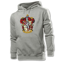 Harry Potter Hogwarts/ Gryffindor/ Ravenclaw/ Hufflepuff/ Slytherin School House Hoodies Multiple Designs!