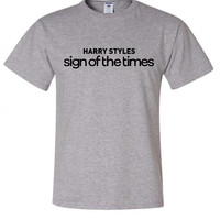 "Harry Styles ""Harry Styles Sign of the Times"" T-Shirt"