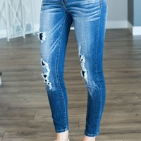 Kan Can Night Owl Skinny Jeans
