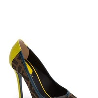 Women's Fendi 'Isabel' Pointy Toe Pump