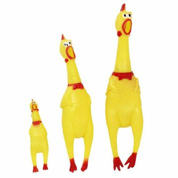 Classic Novelties™ Screaming Chicken Toy