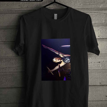 drummer 5sos T-SHIRT FOR MAN SHIRT,WOMEN SHIRT **
