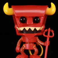 Funko Pop Animation, Futurama, Robot Devil #30