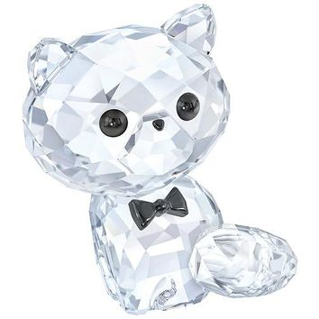 Swarovski Animal Figurine KITTEN CORNELIUS THE PERSIAN - 5223600