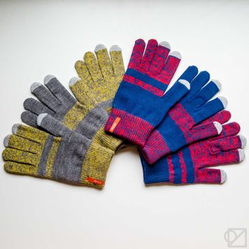 Pair & Spare Touchscreen Gloves