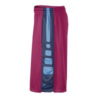 Nike Elite Stripe Men's Basketball Shorts - Fuchsia Force