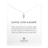 Love and Light Angel Wings, Sterling Silver | Dogeared
