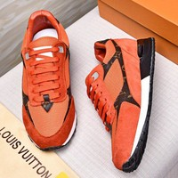 Louis Vuitton Women Or Men Fashion Casual Shoes