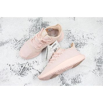 Adidas Tubular Shadow Pink Running Shoes