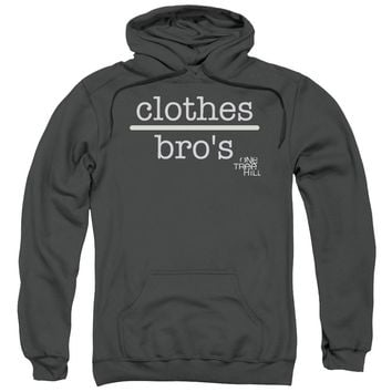 One Tree Hill - Clothes Over Bros 2 Adult Pull Over Hoodie