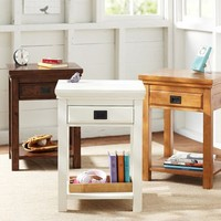 Oxford Bedside Table