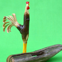 Prmitive Rooster, Rooster, Rustic Rooster