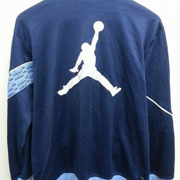 Sale Rare Air Jordan NBA Basketball Sweater Warmup Training Hip Hop Jacket
