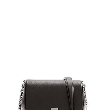 West End Jane Metallic Leather Shoulder Bag - Marc Jacobs