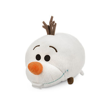 Olaf ''Tsum Tsum'' Plush - Frozen - Medium - 14''