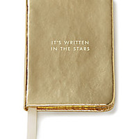 "Kate Spade New York - ""It's Written in the Stars"" Mini Notebook - Saks Fifth Avenue Mobile"