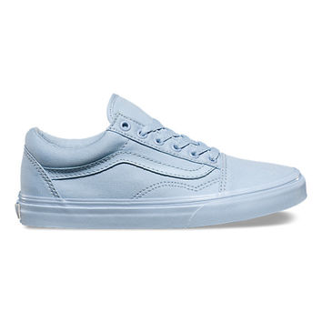 Mono Canvas Old Skool | Shop Shoes at Vans