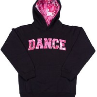 Apparel Sweatshirt Dance Hoodie Hawaiian Style