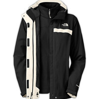 The North Face Women's Jackets & Vests INSULATED 3-IN-1 JACKETS WOMEN'S GLACIER TRICLIMATE JACKET