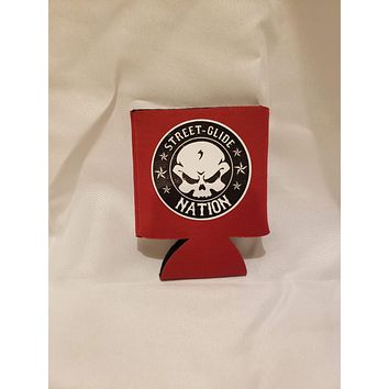 Street Glide Nation Collapsible Koozies
