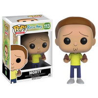 Funko POP Animation: Rick & Morty - Morty Action Figure