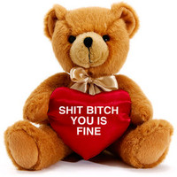 """Love Is Lame :: """"FRANKLIN"""" 7 INCH Shit Bitch Bear By LOVEISLAME"""