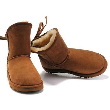 Uggs Boots Black Friday Deals New Arrival 6807 Chestnut For Women 92 24