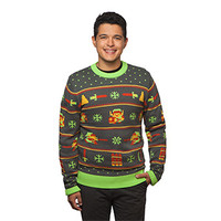 The Legend of Zelda Holiday Sweater