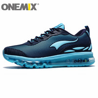 Original Quality Onemix Air Jogging Shock Absorbers Sneaker For Men Track Chaussure Sport Breathable Running Shoes Trainers