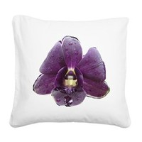 Square Canvas Pillow> THAILAND ORCHID ON DESIGN ON SHIRT AND OTHER> SELL2557