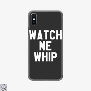 Watch Me Whip, Chef's Phone Case
