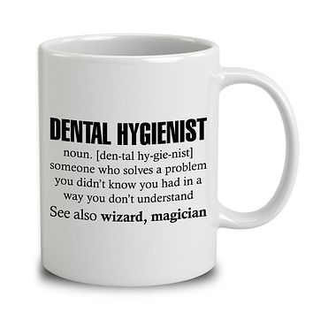 Dental Hygienist Someone Who Solves A Problem