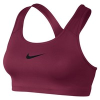 Nike Pro Swoosh Bra - Women's at Foot Locker