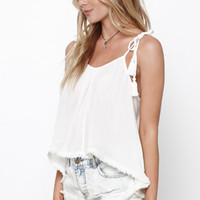 Rip Curl Wild One High-Low Tank Top at PacSun.com