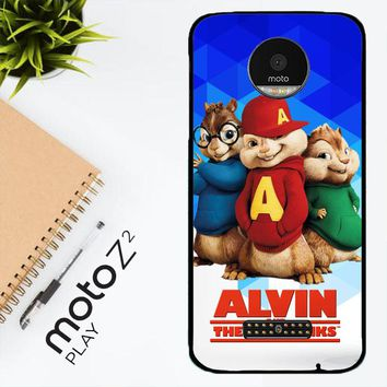 Alvin And The Chipmunks R0317 Motorola Moto Z2 Play Case