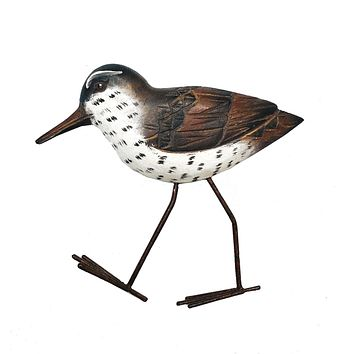 Sandpiper Wall Hanging -- 6-in