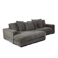 Moe's Home Collection Plunge Modular Left Hand Facing Sectional | AllModern