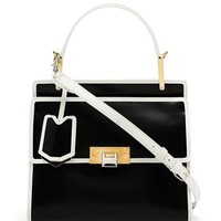 BALENCIAGA | Mini Le Dix Cartable Bag | brownsfashion.com | The Finest Edit of Luxury Fashion | Clothes, Shoes, Bags and Accessories for Men & Women
